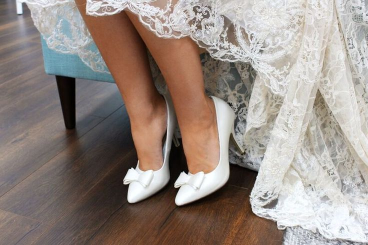 Pretty CATHERINE is so romantic for your special day! <3   www.bridalshoes.com.au  #panachebridalshoes #lace #weddingheels #heels #romantic #pretty #popular #weddinginspo #amazing