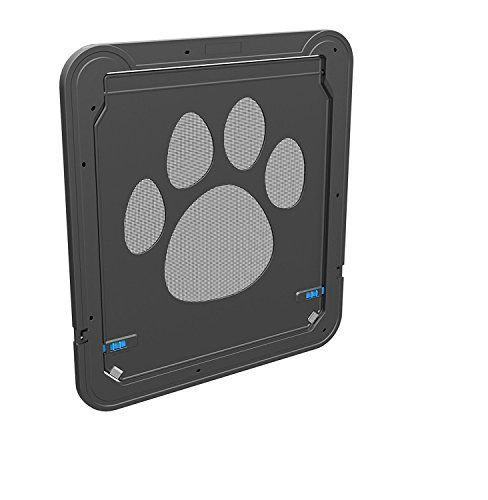 """http://picxania.com/wp-content/uploads/2017/10/dog-door-screen-door-pet-screen-doorautomatic-locklockable-gen-3-12-x-14.jpg - http://picxania.com/dog-door-screen-door-pet-screen-doorautomatic-locklockable-gen-3-12-x-14/ - Dog Door Screen Door, Pet Screen Door,Automatic Lock/Lockable -Gen 3 12"""" x 14"""" -   Price:    Available in S,L Durable self-closing pet screen door For cats, small dogs, medium sized dogs and medium/large dogs. Install easilyDURABLE & SAFE: Sturdy pet do"""