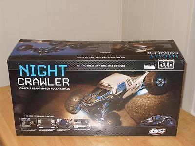 Losi night#crawler rtr 1/10 4wd #2.4ghz #spektrum dsm rock #crawler,  View more on the LINK: http://www.zeppy.io/product/gb/2/132028527184/