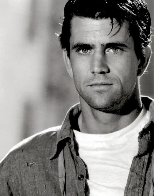 Mel Gibson, absolutely stunning.....this man has such talent.