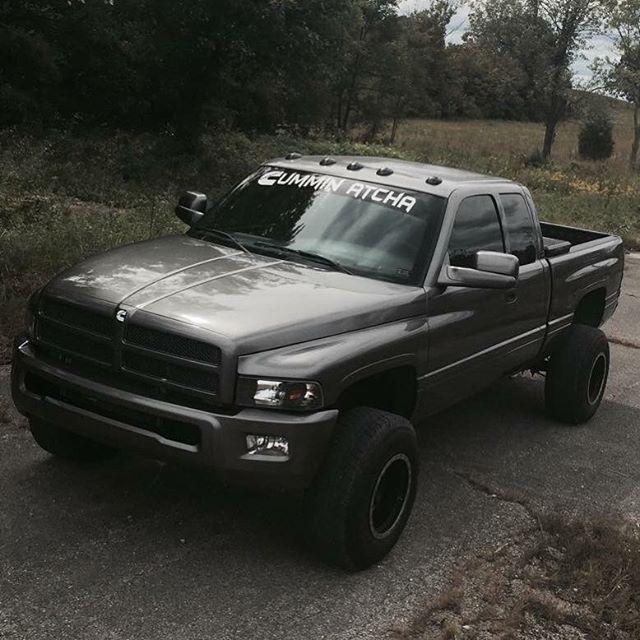 Cummin Atcha with the Dodge Ram | 2nd gen goals! | Lifted Trucks