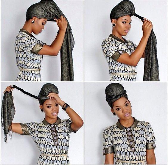 Attaché foulard gélé headwrap maré têt: