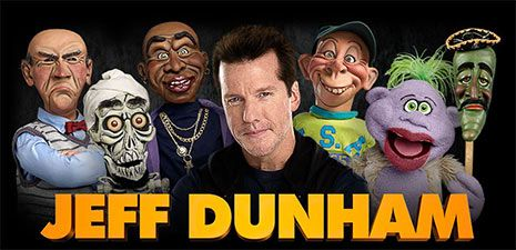 """Jeff Dunham """"Live in South Africa"""" 2012 Tour"""