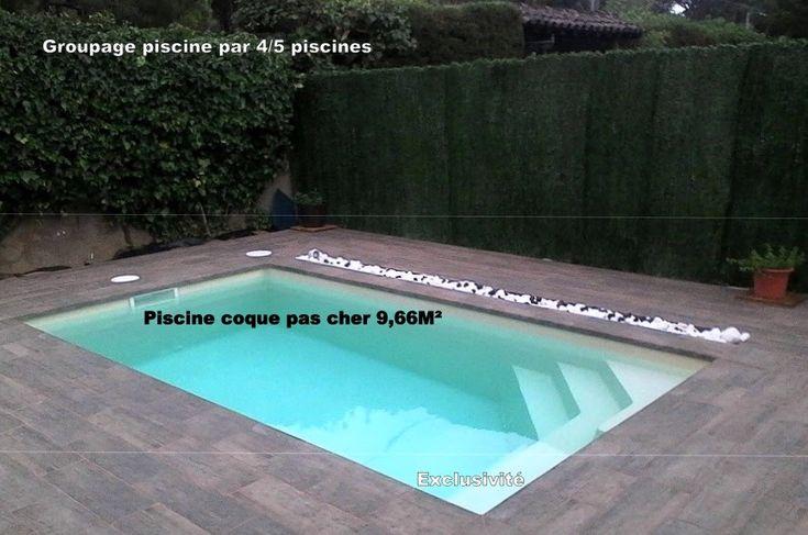 17 ideias sobre mini piscine coque no pinterest petite for Bassin piscine polyester