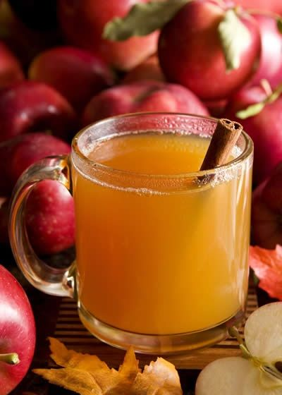 Simply mix 1 tsp. ACV, 1 tsp. honey and 1 tsp of warm water. Adding some mashed ginger to this mixture further enhances its medicinal properties. 1 tsp. of this mixture, thrice a day, helps to provide relief from congestion, cough and a stuffy nose.