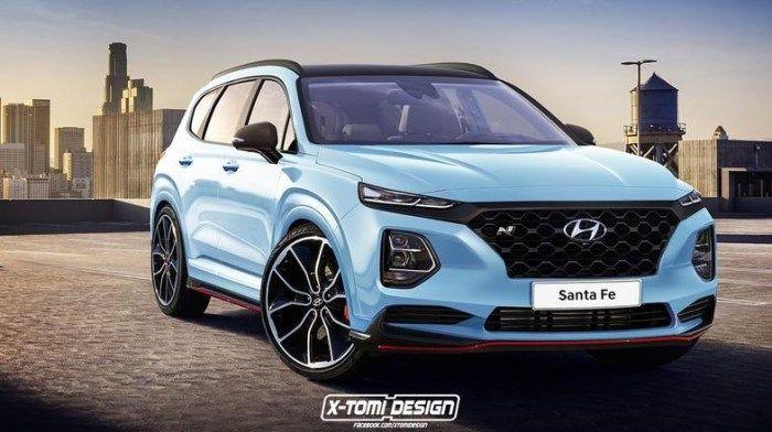 2020 Hyundai Santa Fe Hyundai Suv Suv Vehicule De Luxe