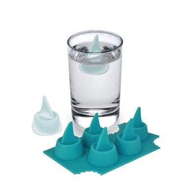 Sharky Ice Molds