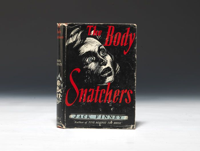 Jack Finney - Body Snatchers First Edition | Bauman Rare Books