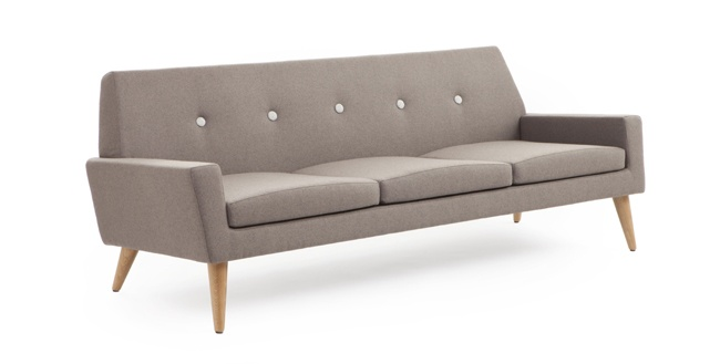 Finsbury 3 seater sofa   Designer: Assemblyroom