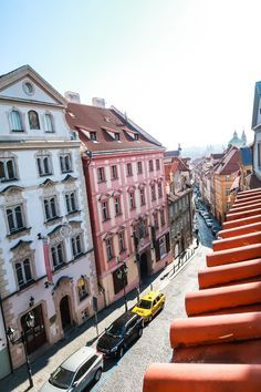 6 tricks that will give your budget city break a luxury touch Cityscape Bliss // Travel Journal Prague Praha what to do in prague