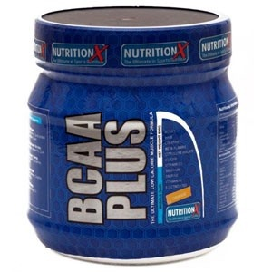 Provides Muscle Protection, Increased Muscle Power, Helps Muscle Recovery Boost. BCAA Plus Contains: Leucine, Isoleucine, Valine, HMB & Creatine. #NutritionX #BCAAPlus #AminoAcids