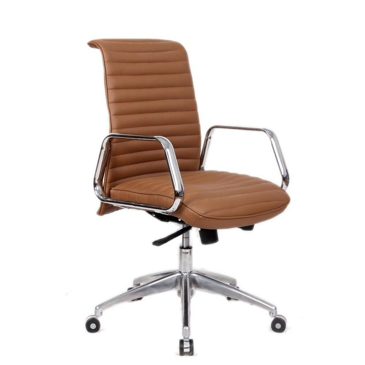 BUY Finemod Imports Modern Ox Mid Back Office Chair ONLINE - FREE SHIPPING