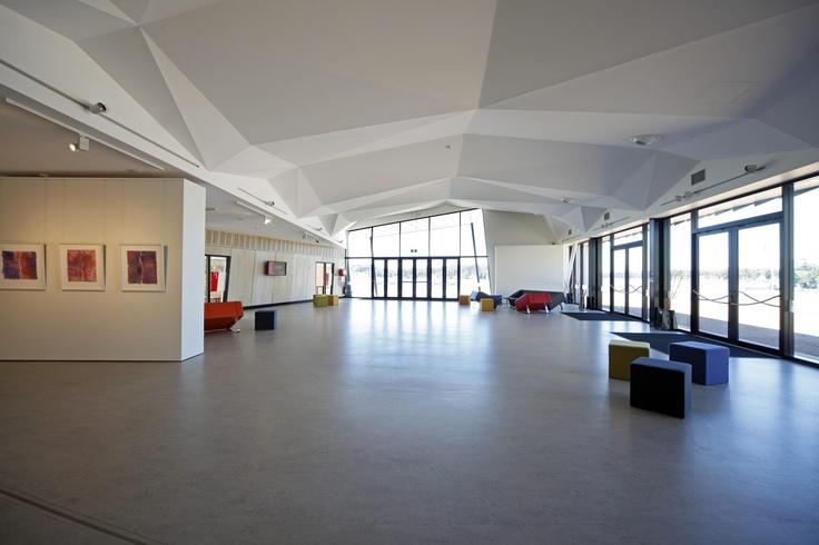 Foyer - Belconnen Community Arts Centre
