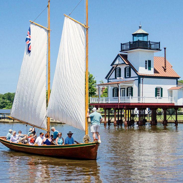 Dream Town: Edenton, North Carolina - Coastal Living