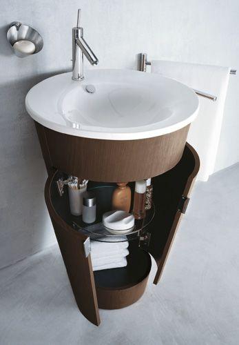 Die besten 25+ Waschbecken für gäste wc Ideen auf Pinterest - designer waschbecken badezimmer stil