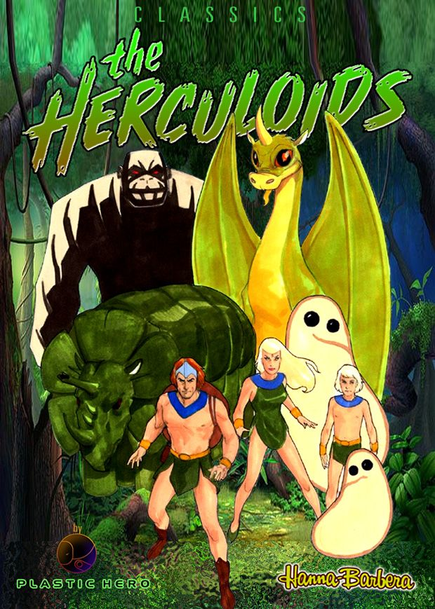 THE HERCULOIDS - Hanna Barbera