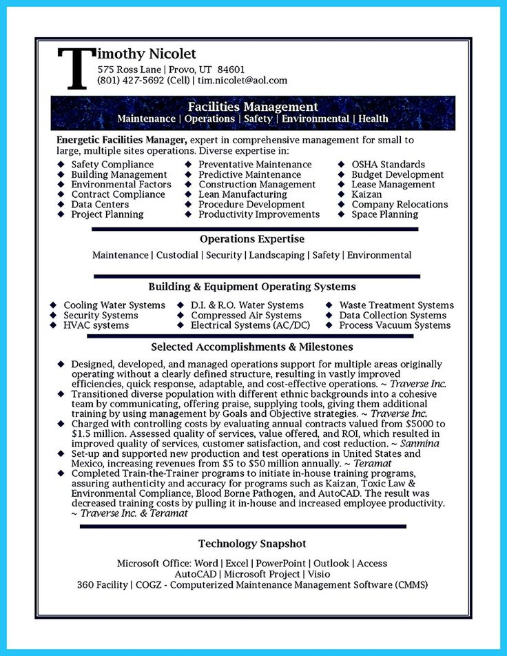 Usually The Recruiters Spend Ten Seconds Or Less To Review The Business Management Resume Before Those R Professional Resume Samples Engineering Resume Resume