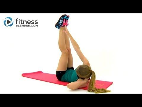 Ultimate Workout for Belly Fat Loss - Cardio and Abs Workout - YouTube