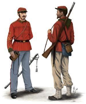 Garibaldi Zouave Infantry (Italian Unification Wars)