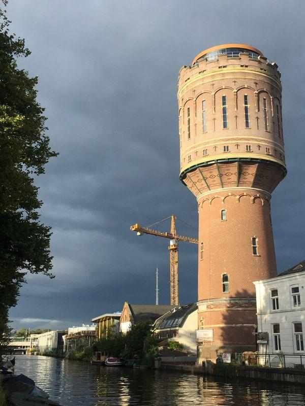 To do: Watertoren Utrecht