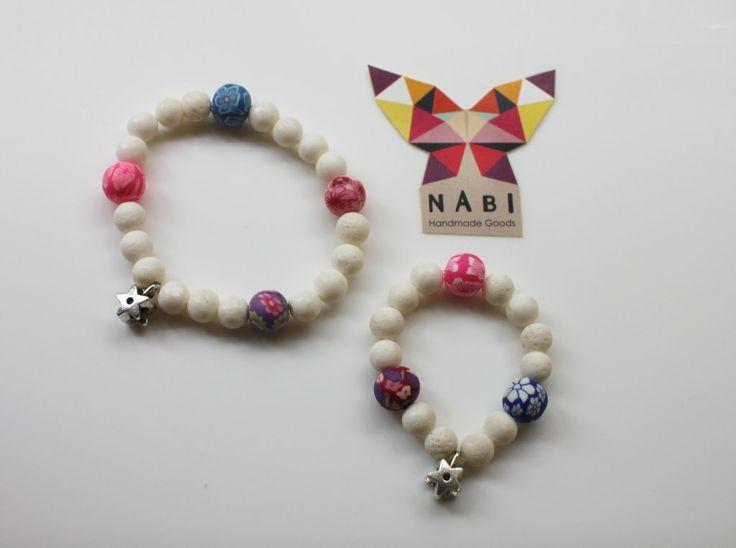 Couple Bracelets for Mom & Kids Babies 1 SET  Star by NABISTYLE, $13.00