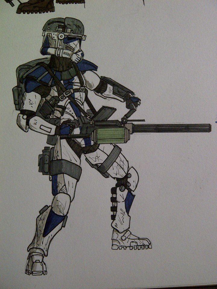 clone engineer by halonut117 armors star wars clone wars clone