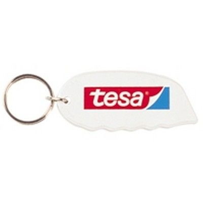 White Marvel Branded Cutter / Keyring Min 250 - Corporate Gifts - Automotive & Tools - GO-411s - Best Value Promotional items including Promotional Merchandise, Printed T shirts, Promotional Mugs, Promotional Clothing and Corporate Gifts from PROMOSXCHAGE - Melbourne, Sydney, Brisbane - Call 1800 PROMOS (776 667)