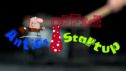 Let's Introduce OurSelves- Part 3  Office Antics Startup.mp4 - Download at 4shared