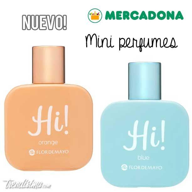 nuevos perfumes minis de hombre mercadona