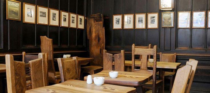 Cafe Gandolfi - Glasgow