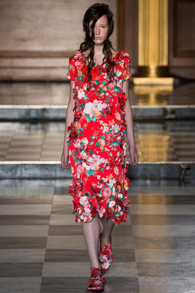 Simone Rocha Spring 2015 Ready-to-Wear - Collection - Gallery - Look 14 - Style.com