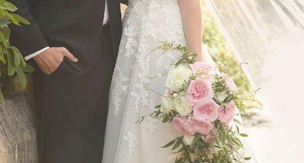 Vestidos de Novia con Escotes en la Espalda. Es común que las novias tengan mayor idea del escote fr...