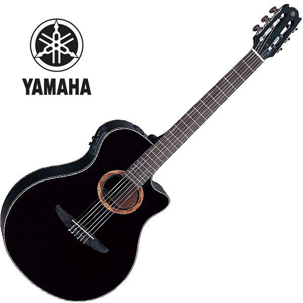"""Yamaha NTX700 klassisk gitar med preamp. Ord som er blitt brukt er:  """"well settled"""", """"mature"""", """"warm"""", """"excellent resonance"""", and """"clear""""."""