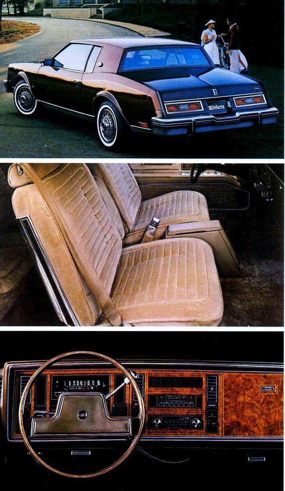 1982 Buick Riviera T Type 2-Door Coupe