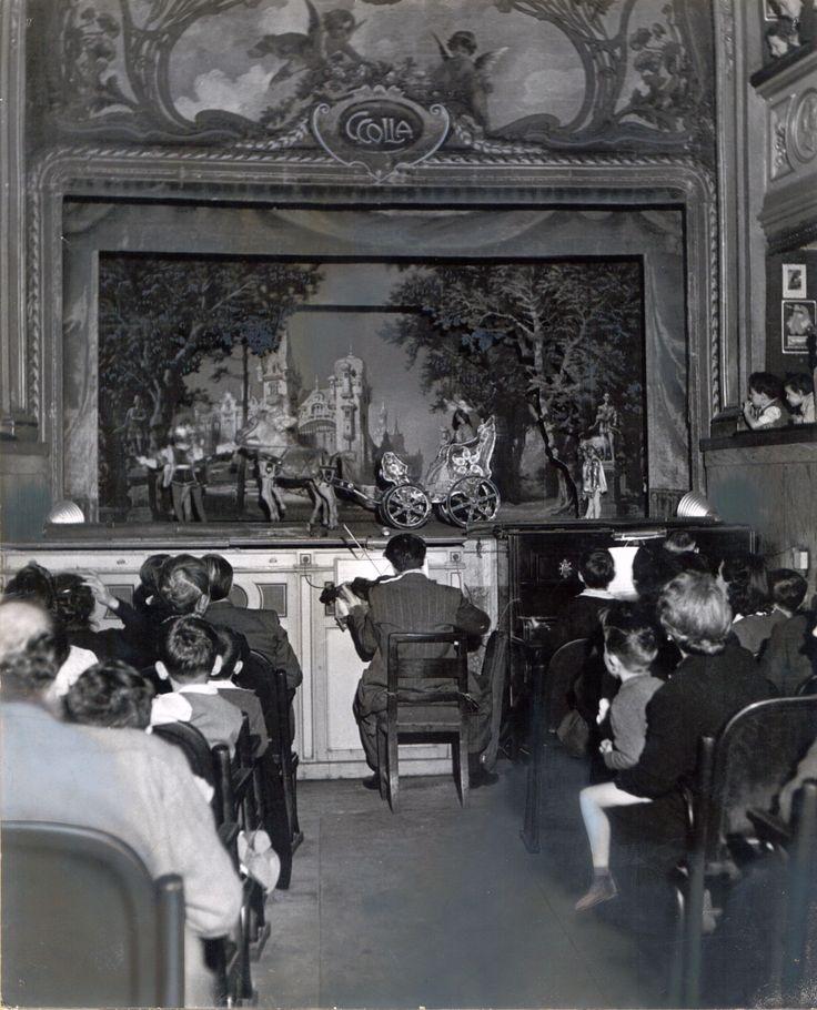Teatro Gerolamo e Compagnia Carlo Colla & figli. Dal 1906 al 1957. www.fondazionecarlocolla.it