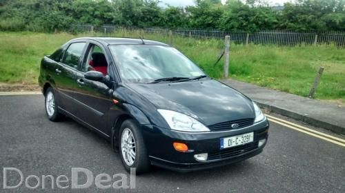 1.6 Ford focus Ghia only 81k nct`d taxed