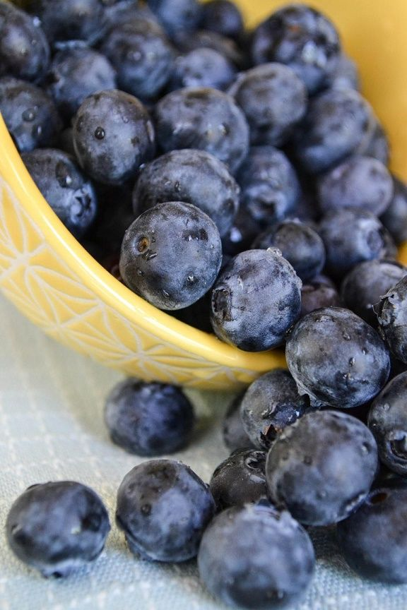 Super Skin Foods - Blueberries