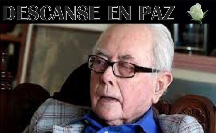 SE NOS FUE UN GRANDE DE MEXICO!! Noticias, Recientes, 2015