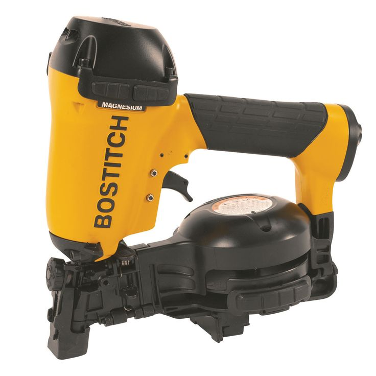 Bostitch Stanley RN46-1 Coil Roofing Nailer