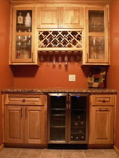 Hickory Bar, Traditional Wine Cellar, Minneapolis