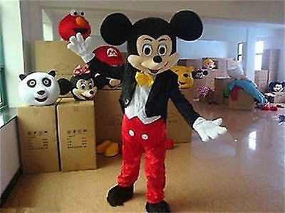 Crazy Sale cartoon  Mascot Costume Adult Size Fancy Dress Halloween