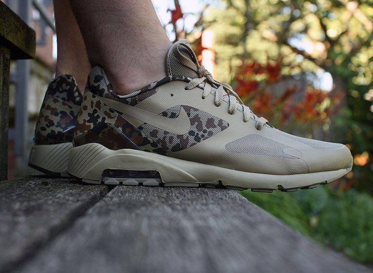 """Nike Air 180 """"Camo"""" - Germany - SneakerNews.com"""