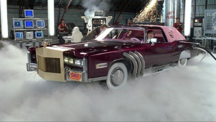 Austin Powers time travel car | ♣st.James department of ...