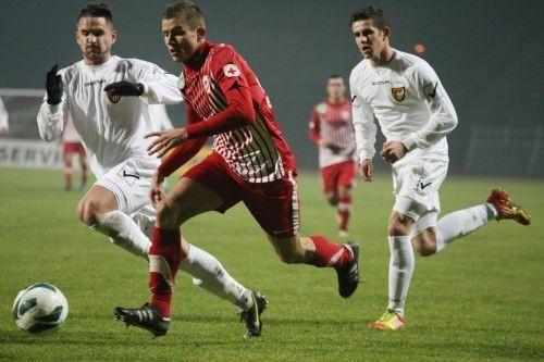 Eperjesi Gábor DVTK - Bp Honvéd 1-2 (1-1) Magyar Kupa, nyolcaddöntő