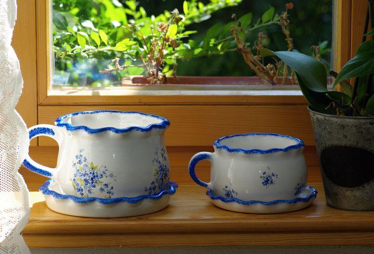 Hrnkový květináče pro potěchu. http://www.keramika-andreas.cz/keramicke-kvetinace/