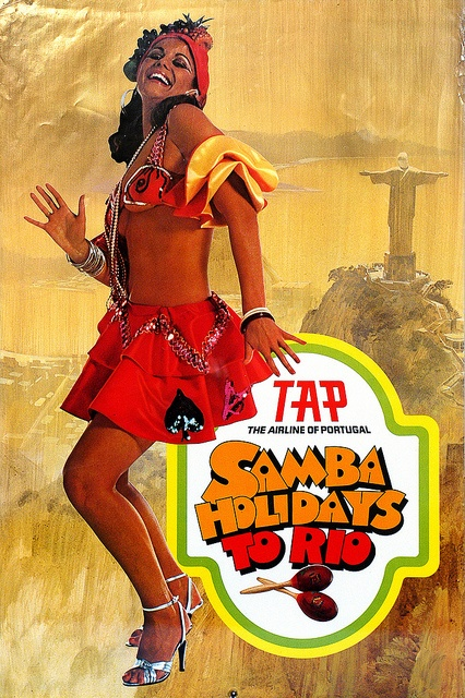 Samba holidays to Rio by Tap Portugal