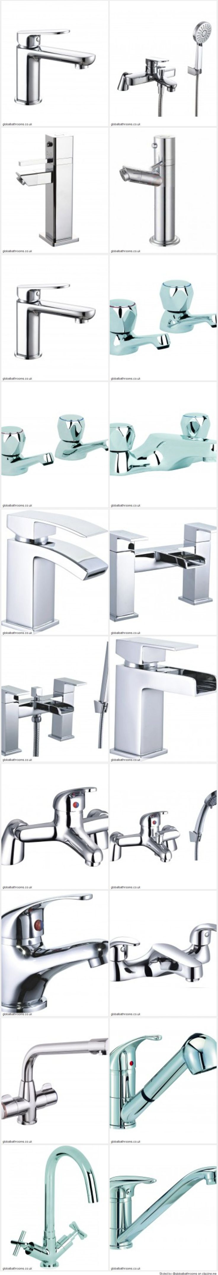 Bathroom Taps UK: Contemporary & Traditional Bathroom Taps