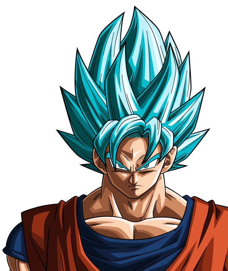 Super Saiyan Blue Goku (Xenoverse 2) by RayzorBlade189