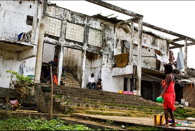 Inside Liberia's other Executive Mansion | GlobalPost