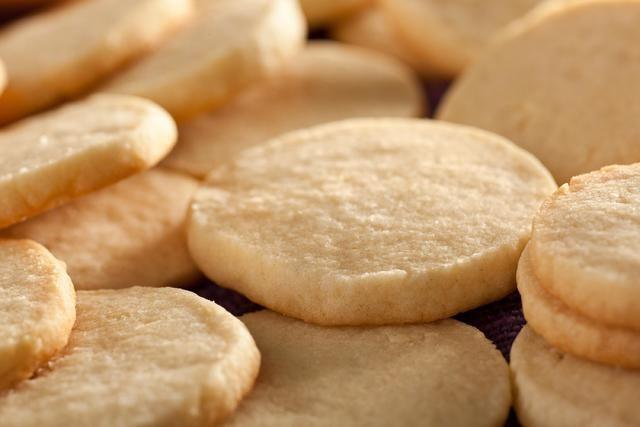 Icebox Sugar Cookies